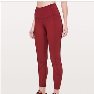 Lululemon Daily LineUp Legging